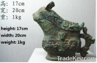 bronze antique imitation Beast-known Gong