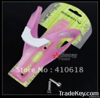 Fluorescent Bike Bicycle Cycling Water Bottle Cage Holder NIGHT-LUMINO