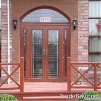 Aluminum Entrance Door
