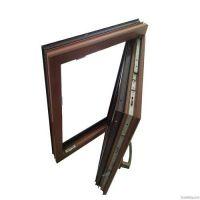 Aluminum Wood Cladding Outside Window & Door