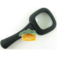 Illuminate Square Magnifier with 6 LED light