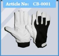 Leather Gloves Artical No: CB-0001