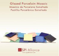 Glazed Porcelain Mosaic
