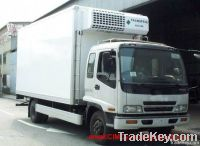 Refrigerator truck/van/body