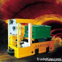 underground mining locomotive