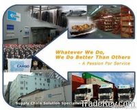 Sea Freight  import and export  Logistics