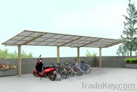 The most convenient outdoor carport, canopy, shelter, tent protecting you