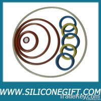 Silicone rubber seals, O-rings, gasket