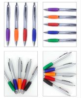 Hot sale Curvaceous Ballpoint Pen for promotion,Cheap Promotional Plastic Ball Pen with custom logo