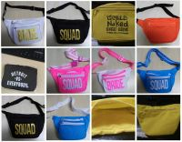 Colorful Sport waist bag, running belt waist bag fanny pack