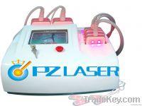 Dual wavelength laser lipo slimming machine