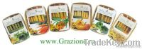 dietary grissini Breadsticks GRAZIONE with vegetables