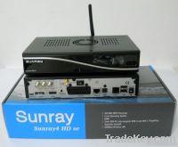Sunray4 800sr4 Triple Tuner
