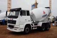 Concrete Mixer Truck , Cement Delivery Truck , Construction Truck