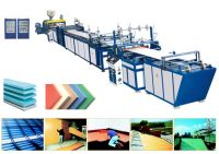XPS Insulation Board Extrusion Line, Polyetyrene Foamed Board Machine