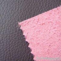 Microfiber PU leather instead of genuine leather