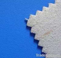 Microfiber PU leather substitute genuine leather