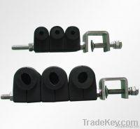 galvanization three run feeder clamp