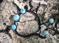 BRACELET OF LARIMAR