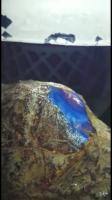 BLUE AMBER STONES