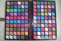 120 colors eyeshadow palette