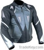 Motorcycle leather clothing