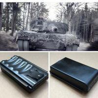 LEOPARD-2 MBT TRACK PADS NSN 2530-12-371-4186