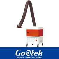 Mobile Welding Fume Filter Extractors With Extraction Arm