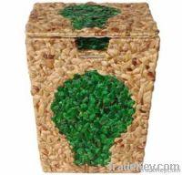 hyacinth basketry