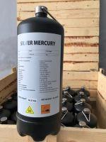 Prime silver liquid mercury 99.999%