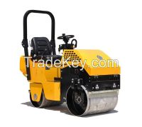 Small Ride on road roller