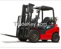 3ton Forklift with gasoline engine