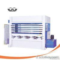 hot press/hydraulic hot press machine