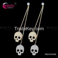 Fashion Jewelry Special Skull Drop Earrings Jewelry