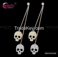 Fashion Jewelry Special Skull Drop Earrings Jewelry