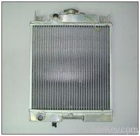 Car Parts auto Aluminum Radiator for SUZUKI SWIFT GTI 89-94
