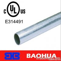 UL listed EMT conduit pipe