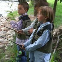 Kid Fishing Vest Fly Fishing Garment Children Vest and Waistcoat Kid's Outdoor Fashion