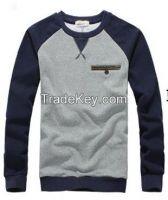 Men's Winter Leisure Sweatshirt Windproof Clothing