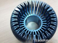 Anodized Aluminum Heatsink for LED CPU