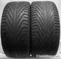 Lethal Used Car Tyres