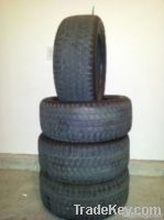 Container Load Used Tires | Enda Car Tires | Used ATV Tires