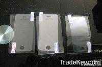 clear screen protectors for iphone/ipad/camera/computer