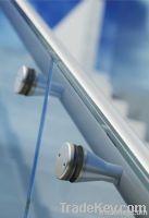 Glass Barriers-Rails