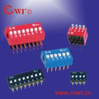 DIP Switch,SMT Switch,Digital Switch,Toggle Switches;Thumbwheel switch