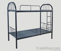 iron bunk bed