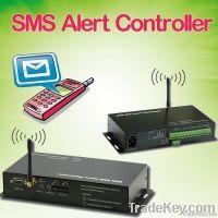 SMS Alert Controller data logger