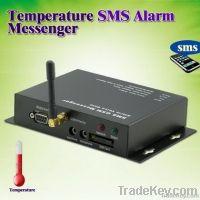 temperature SMS Alarm Messenger  software