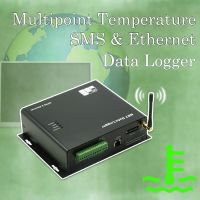 SMS Network Data Logger with multipoint sensors