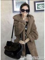 Wholesale Fashion Long Sleeve LaLambswool Blouse
